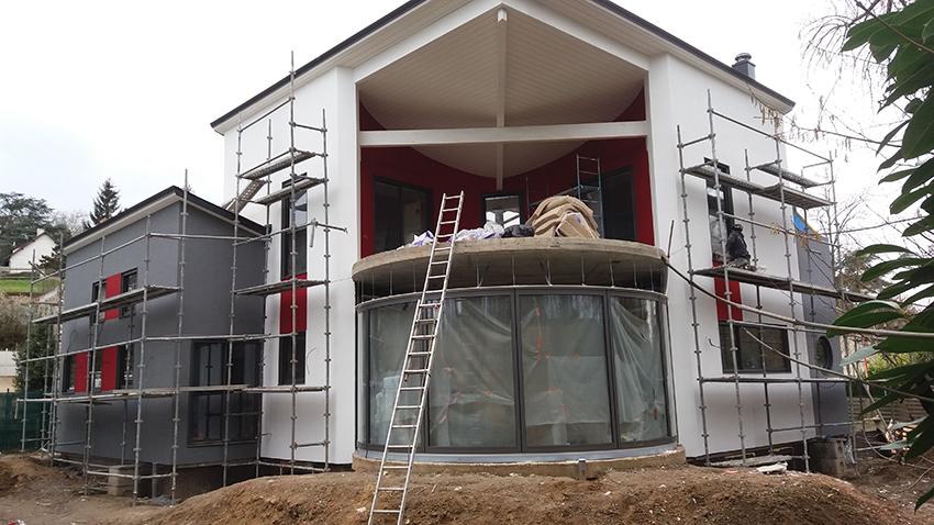 construction maison avec l 39 entreprise marchis 15 ans d exp rience. Black Bedroom Furniture Sets. Home Design Ideas