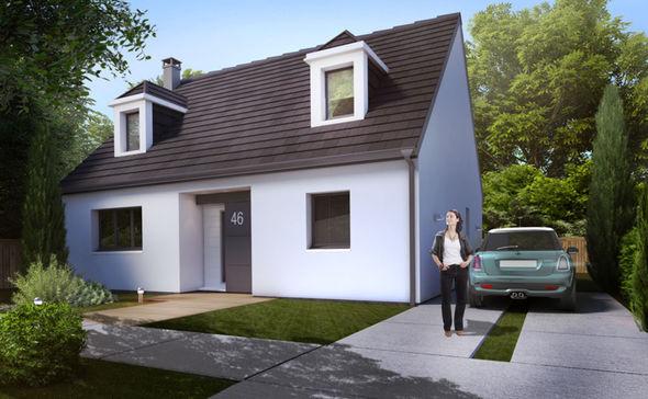 budget maison neuve excellent prix devis reaseau eau with budget maison neuve great maison. Black Bedroom Furniture Sets. Home Design Ideas