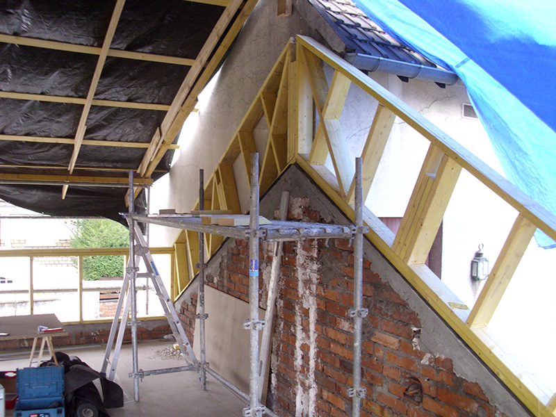 Surélévation toiture, rehaussement de toiture | Entreprise Marchis